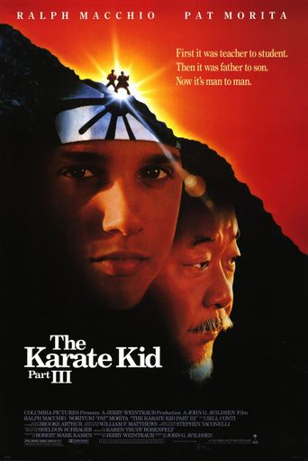 The Karate Kid, Part III Poster