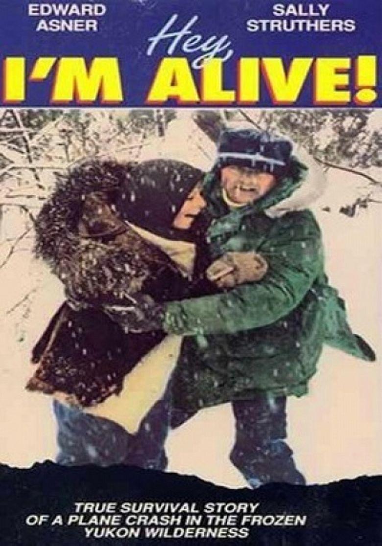 Hey, I'm Alive Poster