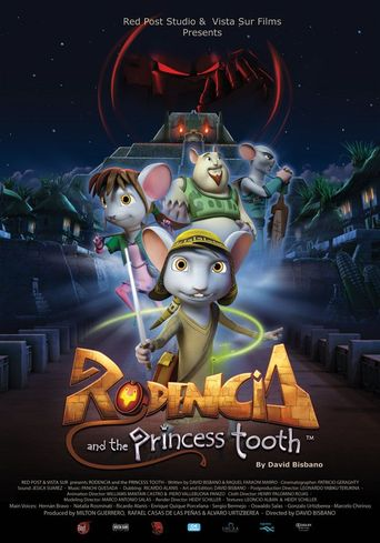 Rodencia and the Princess Tooth Poster