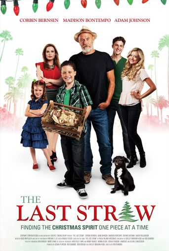 The Last Straw Poster