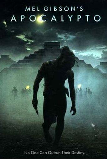 Becoming Mayan: Creating Apocalypto Poster