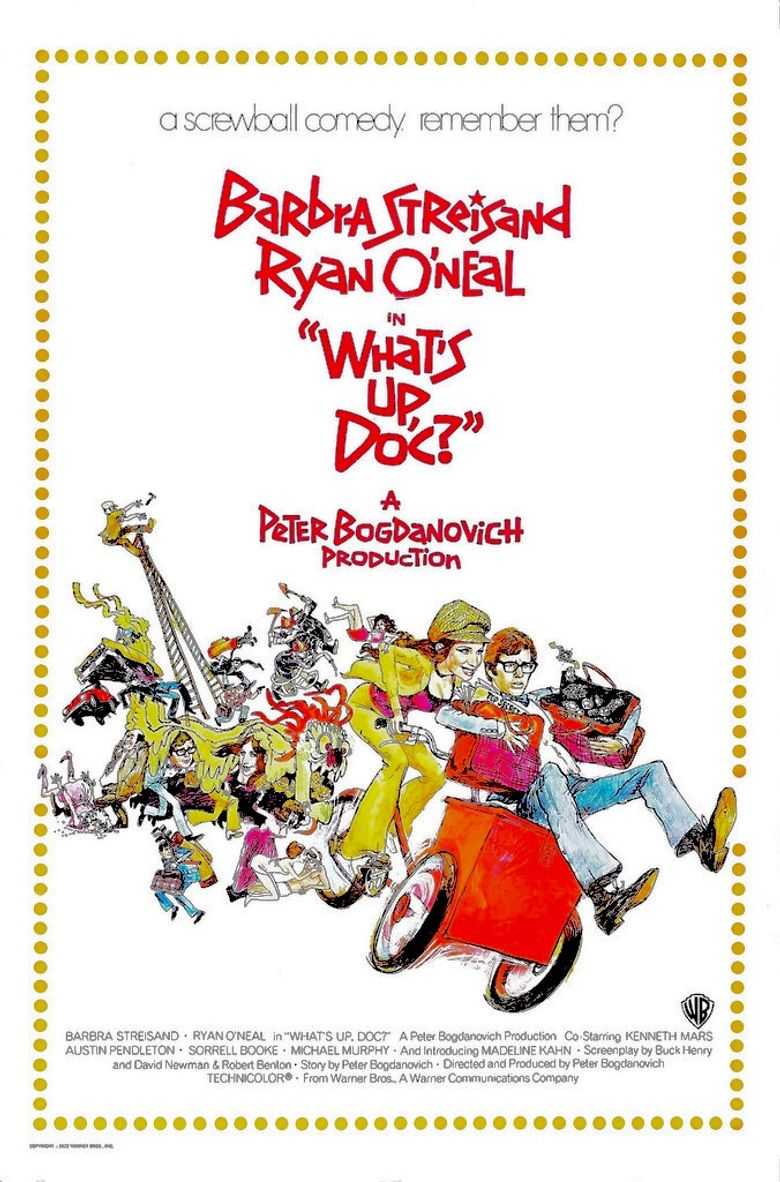 What's Up, Doc? Poster
