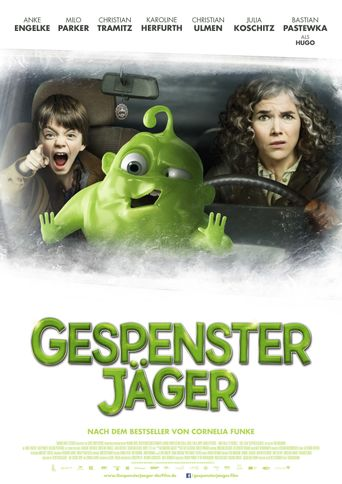 Ghosthunters: On Icy Trails Poster