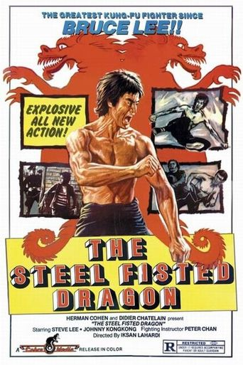 The Steel Fisted Dragon Poster