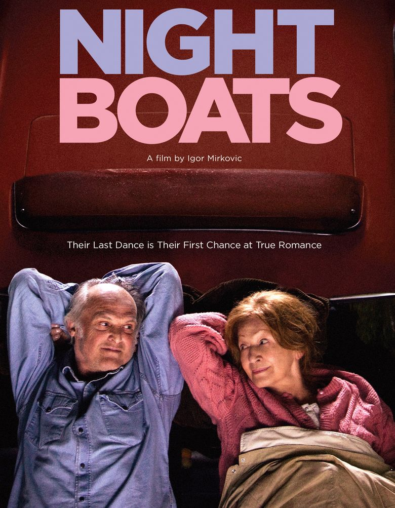 Night Boats Poster