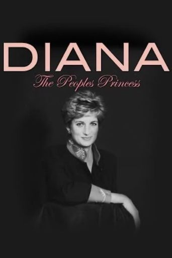 Diana: The People's Princess 20 Years On Poster