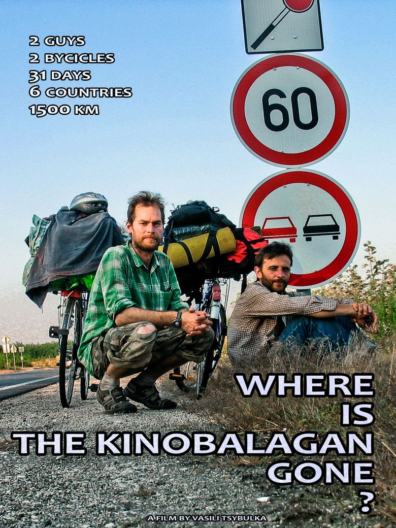 Where is the Kinobalagan gone Poster