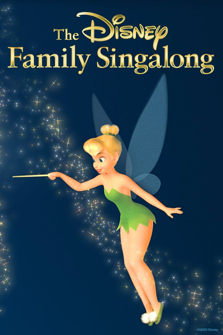 The Disney Family Singalong Poster