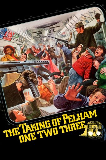 Watch The Taking of Pelham One Two Three
