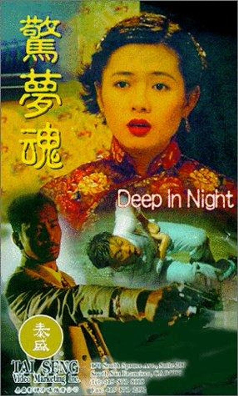 Deep in Night Poster