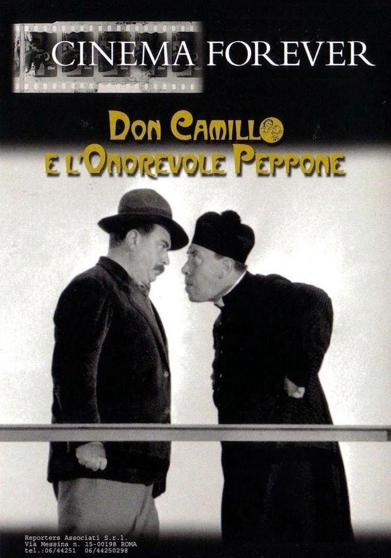 Don Camillo's Last Round Poster