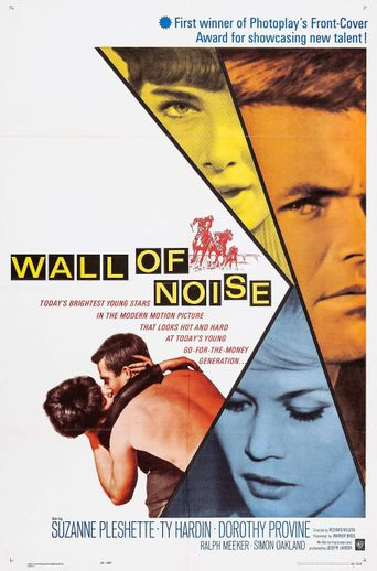 Wall of Noise Poster