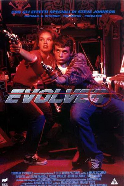 Evolver Poster