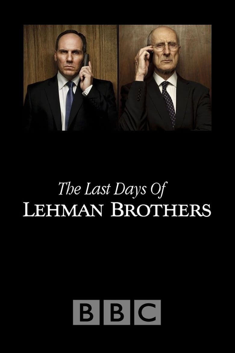 The Last Days of Lehman Brothers Poster