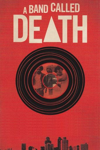 A Band Called Death Poster