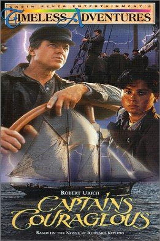 Captains Courageous Poster