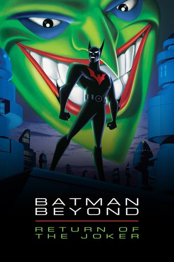 Batman Beyond: Return of the Joker Poster