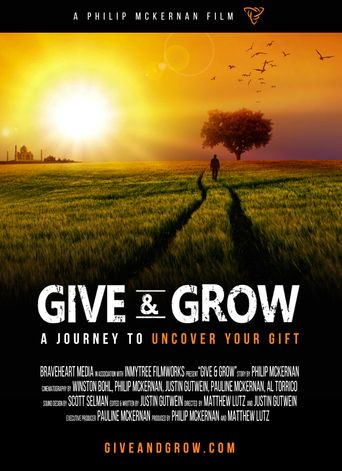 Give & Grow Poster