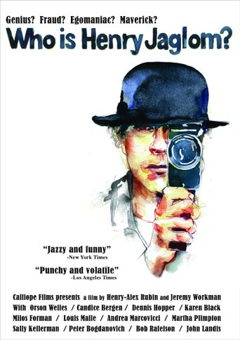 Who Is Henry Jaglom? Poster
