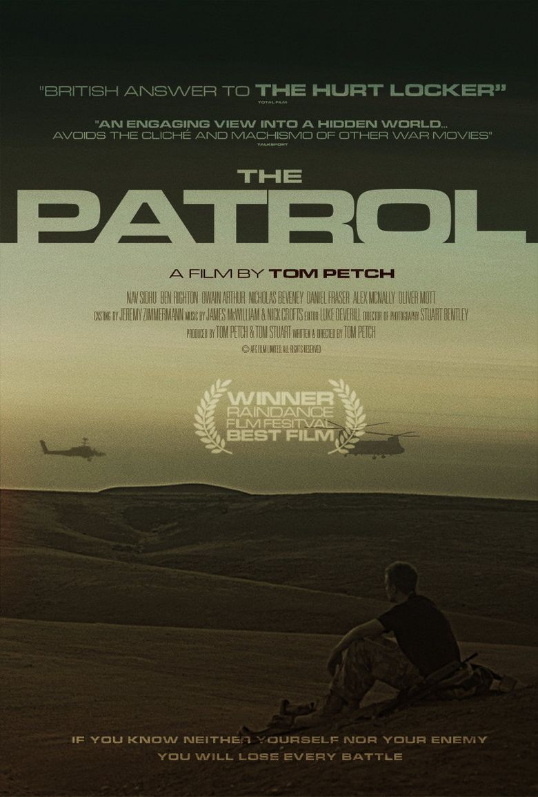 The Patrol Poster