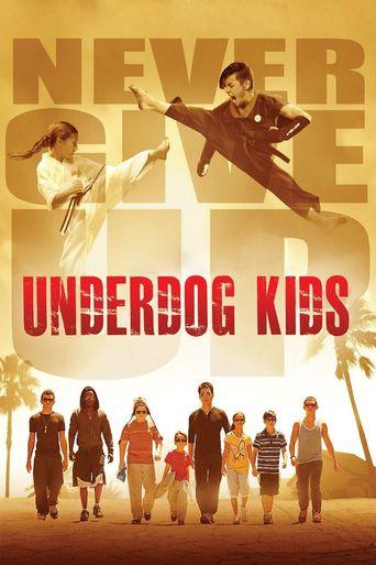 Underdog Kids Poster