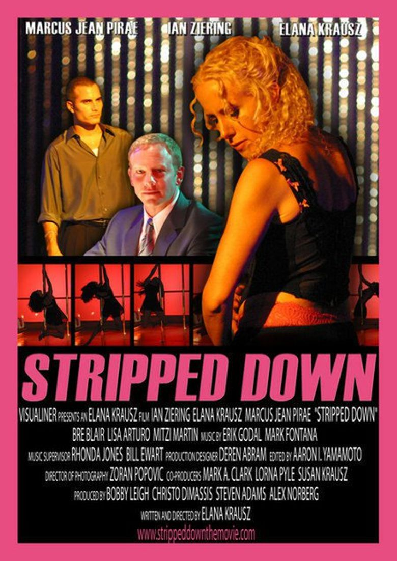 Stripped Down Poster