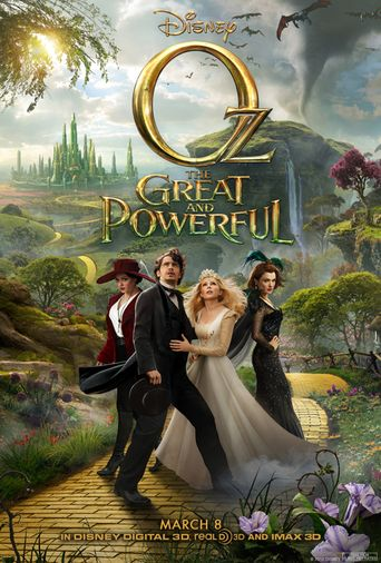 Watch Oz: The Great and Powerful