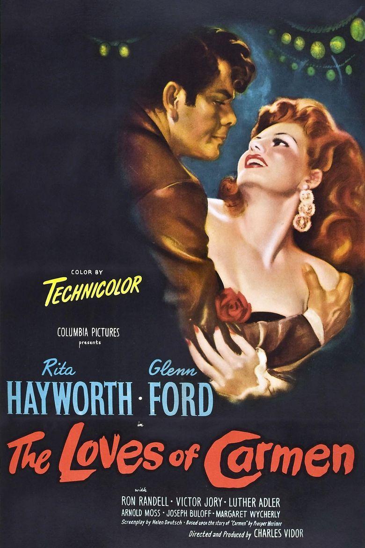 The Loves of Carmen Poster