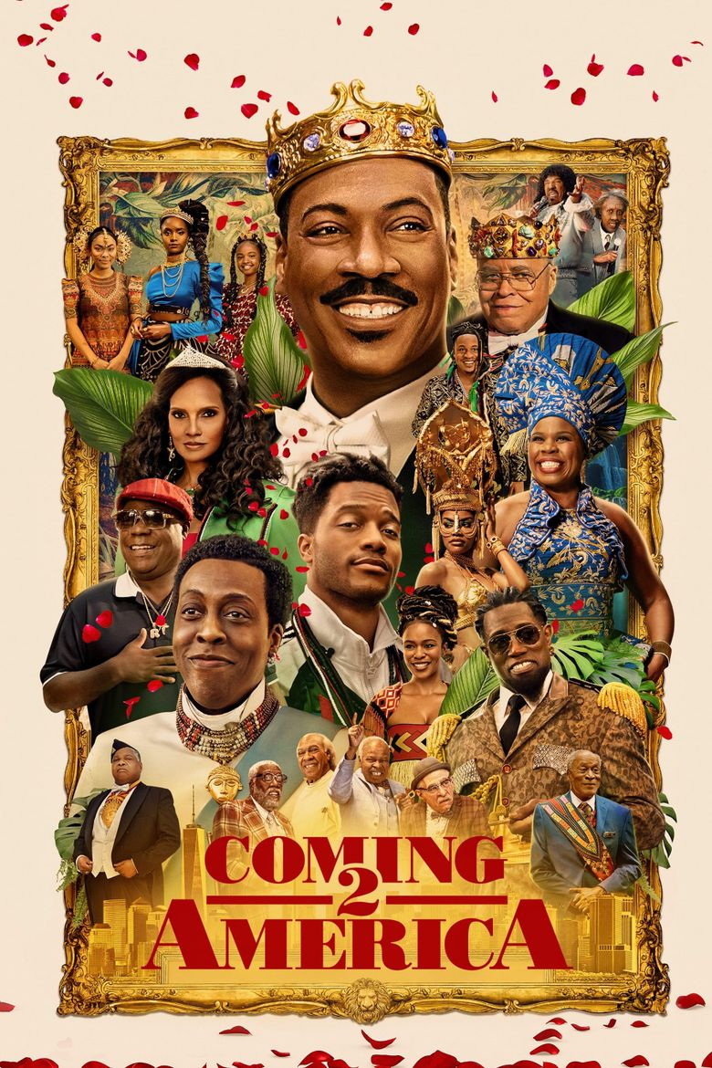 Coming 2 America Poster