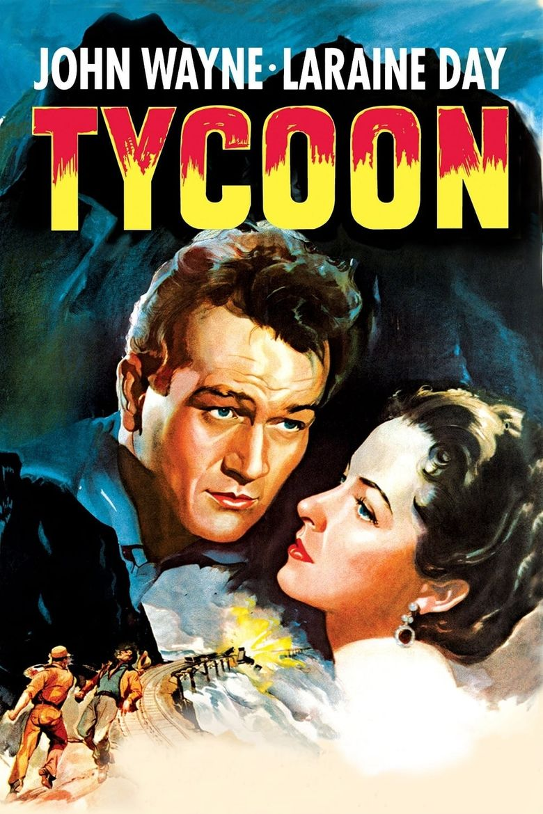 Tycoon Poster