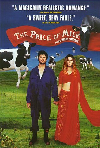 The Price of Milk Poster