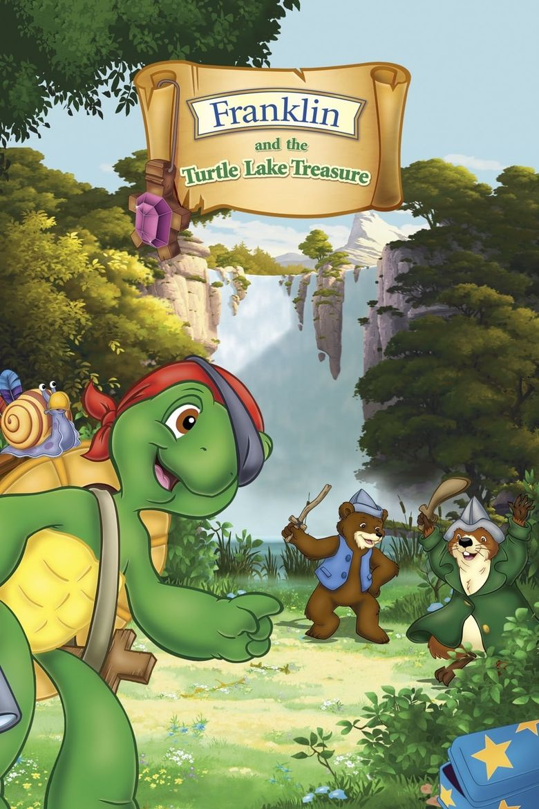 Watch Franklin and the Turtle Lake Treasure