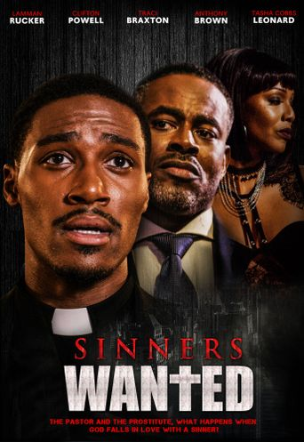 Sinners Wanted Poster