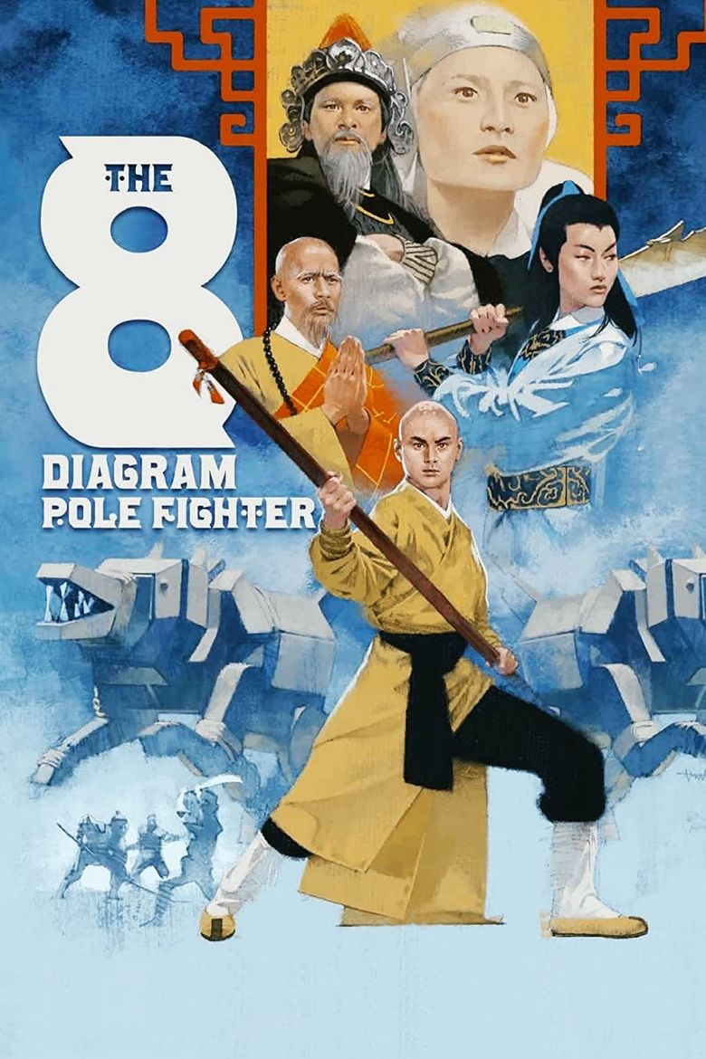 The 8 Diagram Pole Fighter Poster