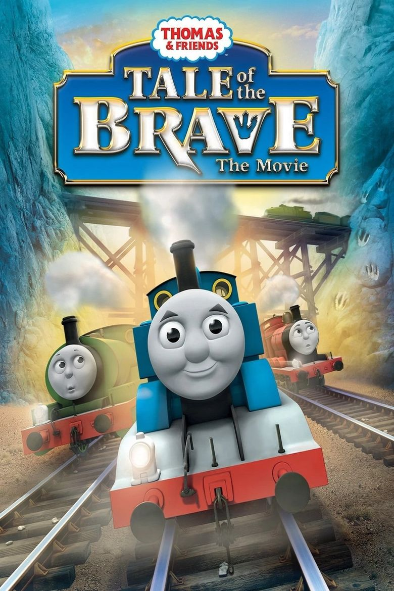 Watch Thomas & Friends: Tale of the Brave: The Movie