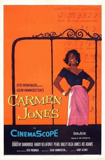 Watch Carmen Jones