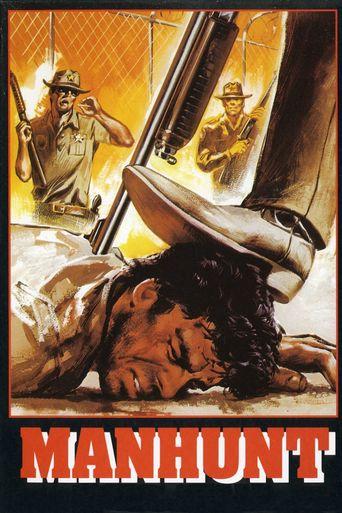 The Manhunt Poster