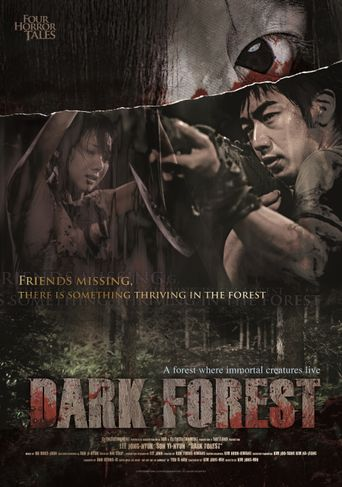 4 Horror Tales: Dark Forest Poster