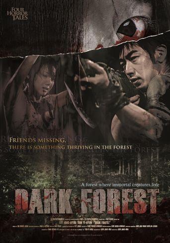 4 Horror Tales: Dark Forest Poster
