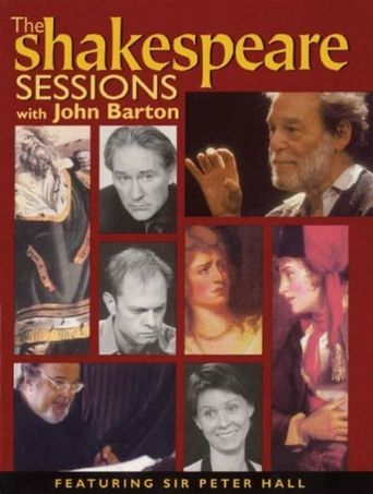 The Shakespeare Sessions Poster