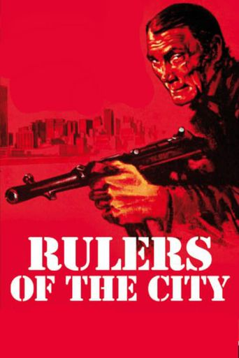 Rulers of the City Poster