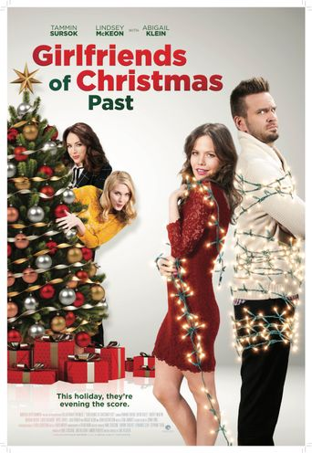Girlfriends of Christmas Past Poster