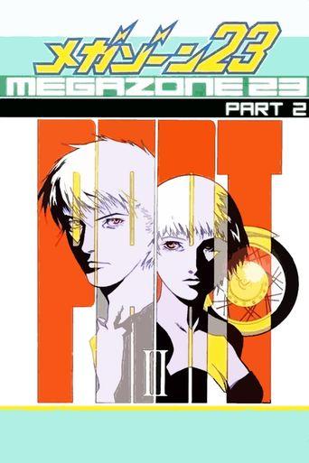 Megazone 23 II Poster