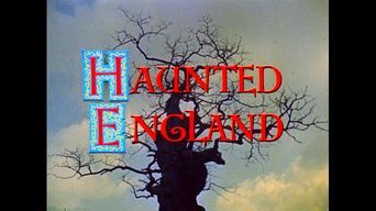 Haunted England Poster