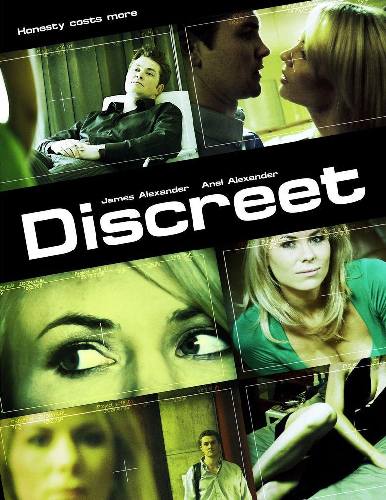 Discreet Poster