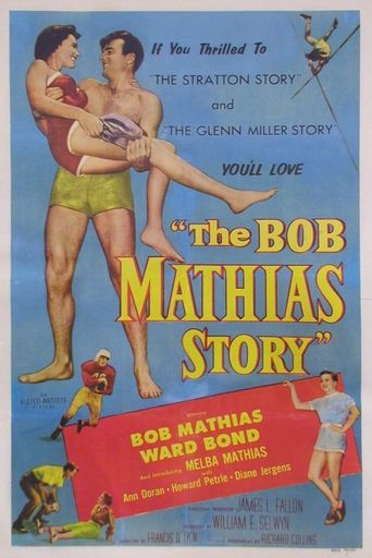 Watch The Bob Mathias Story