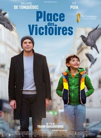 Victorious Square Poster
