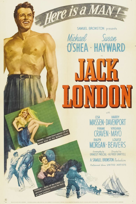 Jack London Poster
