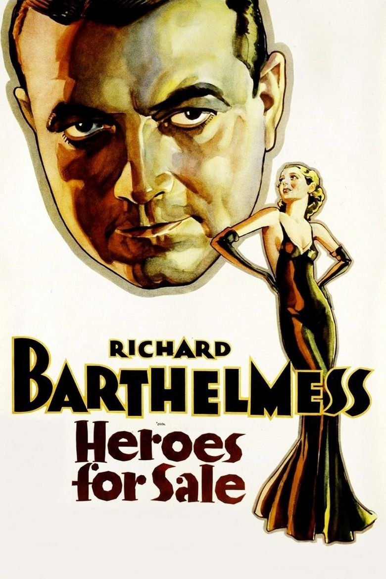 Heroes for Sale Poster