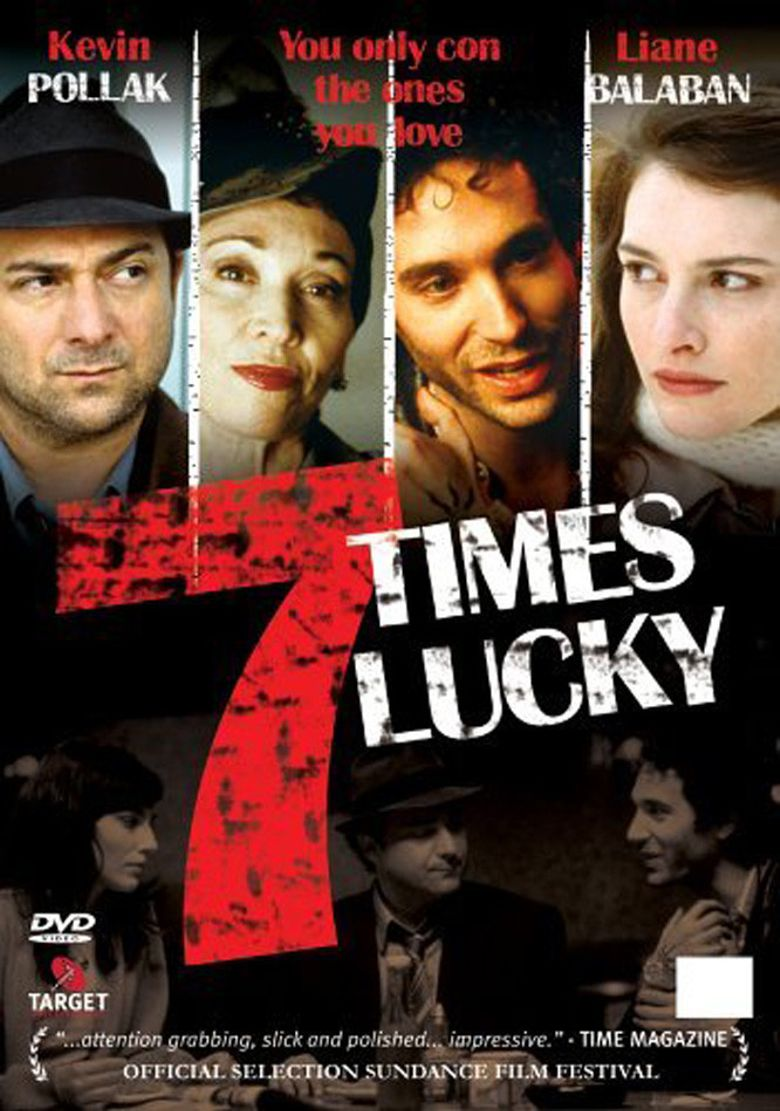 Seven Times Lucky Poster